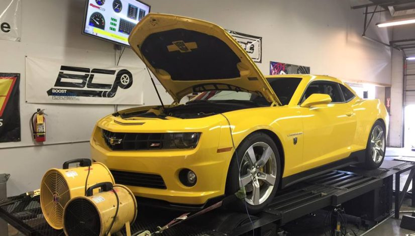 480 WHP Camaro