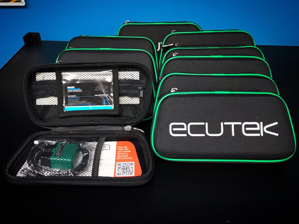 ecutek Bluetooth Programming kit